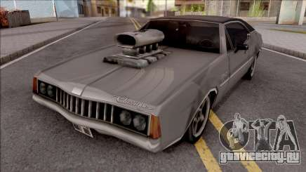 Classique Clover Clean with Badges & Extras для GTA San Andreas