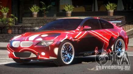 BMW M6 GT PJ2 для GTA 4