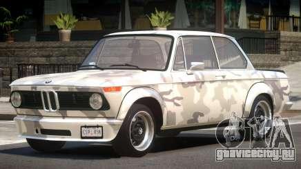 BMW 2002 GT PJ2 для GTA 4
