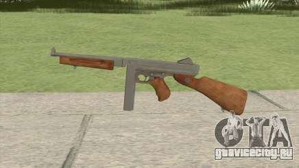 Thompson M1A1 (Battlefield Hardline) для GTA San Andreas