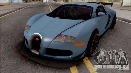 Bugatti Veyron 3B 16.4 2009 для GTA San Andreas