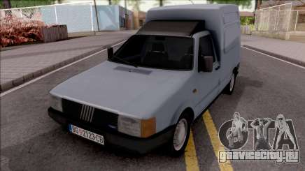 Fiat Fiorino Panel Van 1987 для GTA San Andreas