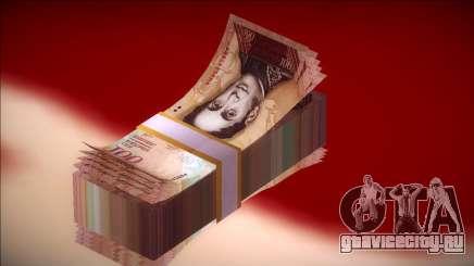 100 Венесуэльский Боливар для GTA San Andreas