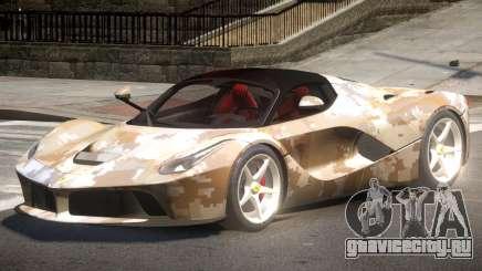 Ferrari LaFerrari GT PJ3 для GTA 4