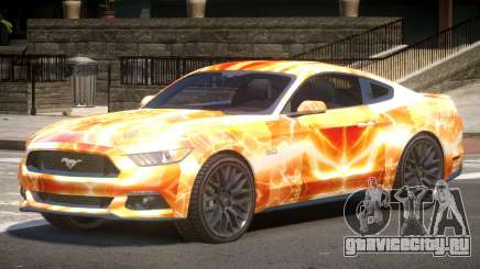 Ford Mustang GT-Sport PJ5 для GTA 4