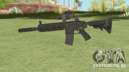 HX AP-15 (Hitman: Absolution) для GTA San Andreas