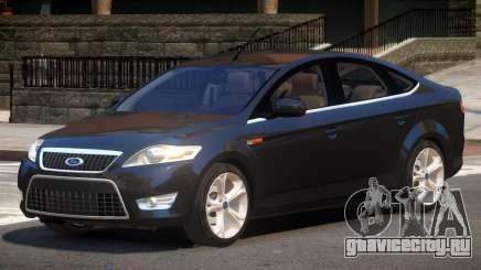 Ford Mondeo Stock для GTA 4