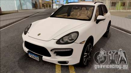 Porsche Cayenne Turbo 2014 для GTA San Andreas