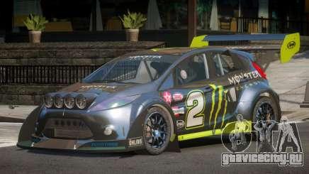 Ford Fiesta GT для GTA 4