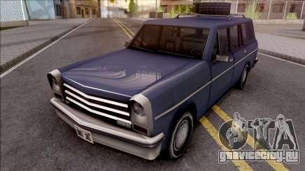 Dinka Perennial with Badges & Extras для GTA San Andreas
