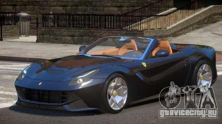 Ferrari F12 Spider V1.0 для GTA 4