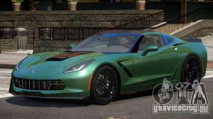 Chevrolet Corvette Z06 RS для GTA 4