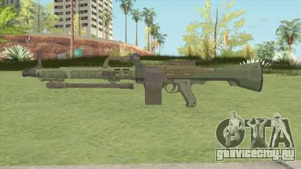 Alda 5.56 Light Machine Gun для GTA San Andreas