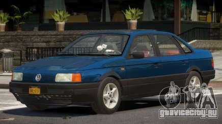 Volkswagen Passat B3 V1.0 для GTA 4