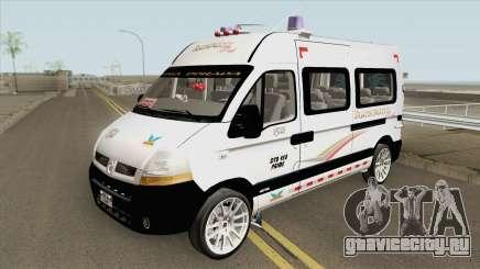 Renault Master (Transoriente) для GTA San Andreas