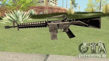 M4 (Manhunt) для GTA San Andreas