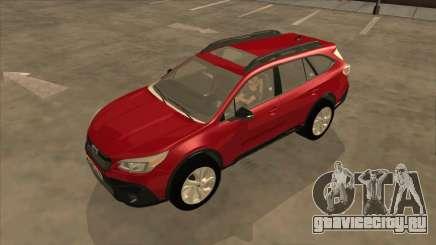Subaru Outback 2020 для GTA San Andreas