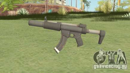 Suppressed SMG (Fortnite) для GTA San Andreas