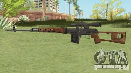 SVD-63 (Born To Kill: Vietnam) для GTA San Andreas