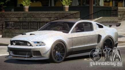 Ford Mustang GT V1.1 PJ2 для GTA 4