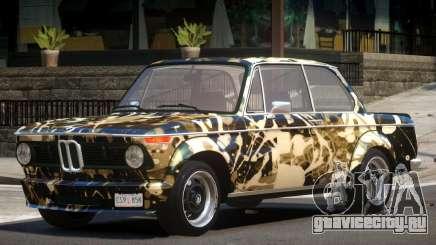 BMW 2002 GT PJ5 для GTA 4