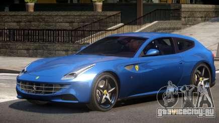 Ferrari FF GT Sport V1.0 для GTA 4