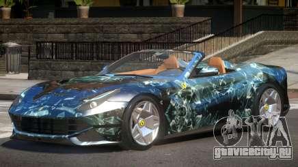 Ferrari F12 Spider PJ3 для GTA 4