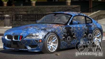 BMW Z4 GT Sport PJ2 для GTA 4