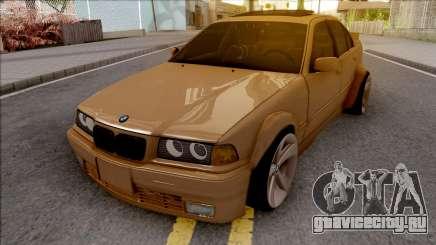 BMW 3-er E36 Wide Body для GTA San Andreas