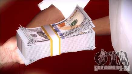 100 американских долларов для GTA San Andreas
