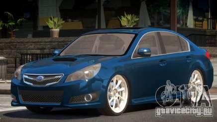 Subaru Legacy B4 V1.0 для GTA 4