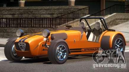Caterham Superlight GT для GTA 4