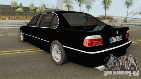 BMW E38 (L7) для GTA San Andreas