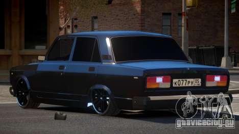 VAZ 2107 RS V1.1 для GTA 4
