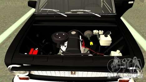 ВАЗ 2101 Колхоз Черный для GTA San Andreas