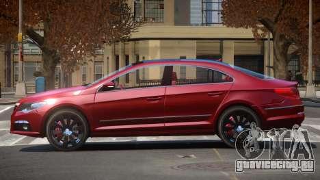 Volkswagen Passat CC RS для GTA 4