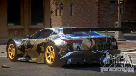 Lexus LFA GT PJ5 для GTA 4