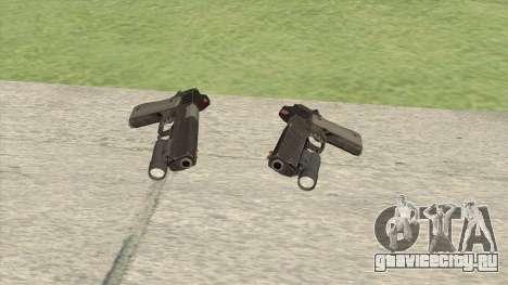 Heavy Pistol GTA V (NG Black) Flashlight V1 для GTA San Andreas