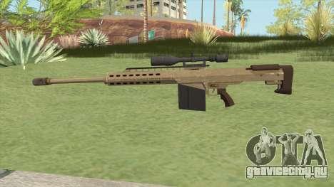 Heavy Sniper GTA V (Army) V1 для GTA San Andreas