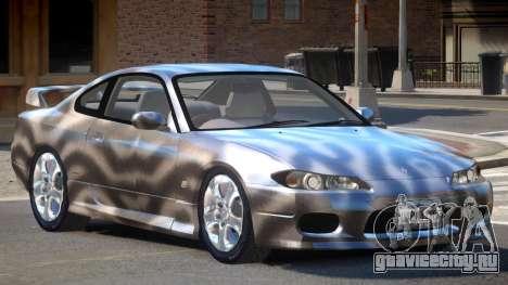 Nissan S15 GT PJ4 для GTA 4