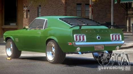 Ford Mustang 429 для GTA 4