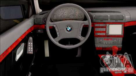 BMW 7-er E38 on Style 95 для GTA San Andreas
