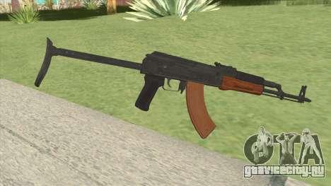 AKMS (BrainBread 2) для GTA San Andreas
