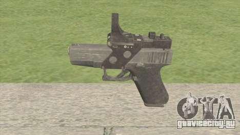 Pistol (RE 3 Remake) для GTA San Andreas