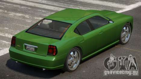 Dodge Charger Spec для GTA 4