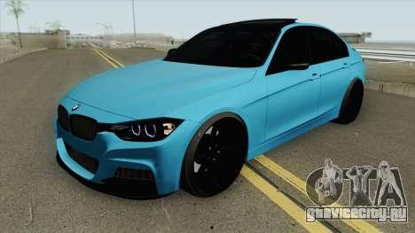 BMW 3-er F30 M-Tech для GTA San Andreas