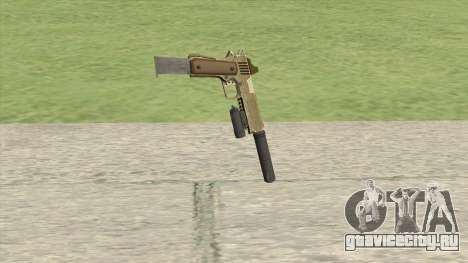 Heavy Pistol GTA V (Army) Full Attachments для GTA San Andreas