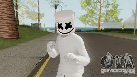 Marshmello (GTA Online) для GTA San Andreas