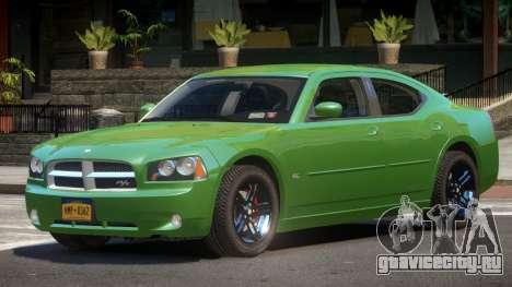 Dodge Charger RT L-Tuned для GTA 4