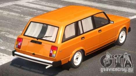 VAZ 2104 Stock V1.3 для GTA 4
